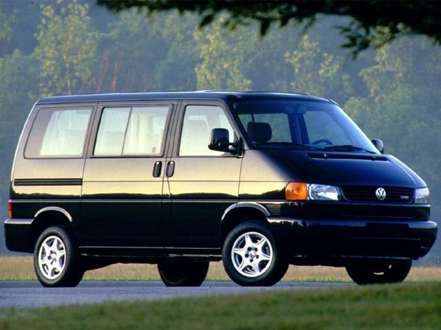 Photo Used 1999 Volkswagen EuroVan GLS for Sale in Wilmington, DE
