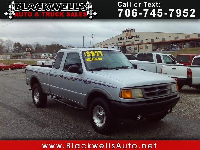 Photo 1995 Ford Ranger STX SuperCab 4WD