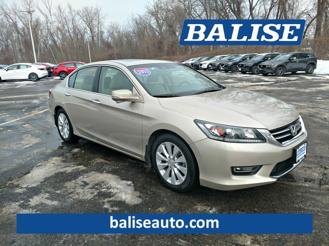 Photo Used 2013 Honda Accord Sdn EX-L for Sale in West Springfield, MA