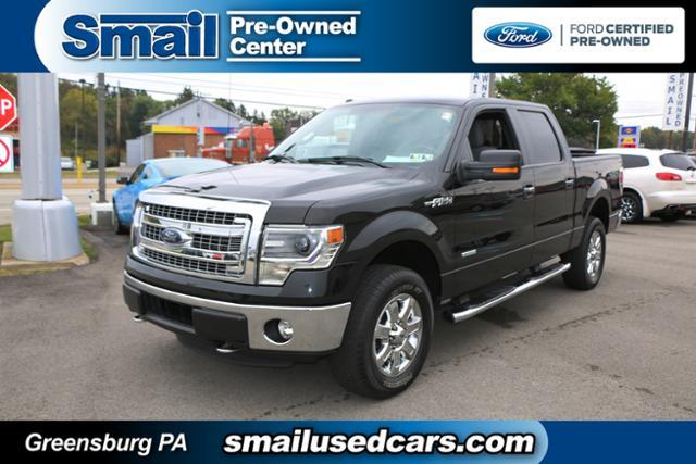 Photo Used 2014 Ford F-150 Truck SuperCrew Cab in Greensburg, PA