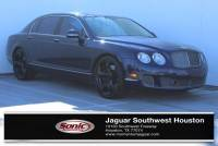 Used 2011 Bentley Continental Flying Spur Speed 4dr Sdn Sedan in Houston