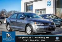 Certified Pre-Owned 2017 Volkswagen Jetta Sedan Trendline+ w/ Backup Cam 0.99% Financing OAC FWD 4dr Car