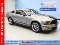 2008 Ford Mustang Shelby GT500 Rear-wheel Drive