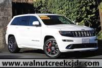 Certified Used 2014 Jeep Grand Cherokee SRT Sport Utility 4D SUV in Walnut Creek