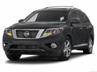 2013 Nissan Pathfinder SL SUV Front-wheel Drive