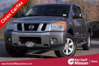 Pre-Owned 2014 Nissan Titan SV 4WD