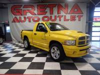 2005 Dodge Ram 1500 SLT REG CAB SHORT BOX 5.7L HEMI 4X4 RUMBLE BEE!