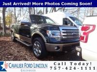 2014 Ford F-150 King Ranch Crew Cab Short Bed Truck V6 24V GDI DOHC Twin Turbo
