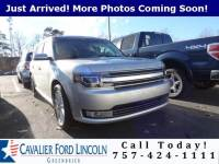 2017 Ford Flex Limited SUV V6 24V MPFI DOHC