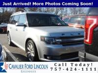 2014 Ford Flex Limited SUV V6 24V GDI DOHC Twin Turbo