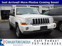 2008 Jeep Commander Limited SUV V8 16V MPFI SOHC Flexible Fuel