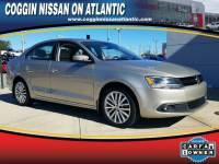 Pre-Owned 2014 Volkswagen Jetta 1.8T SEL Sedan in Jacksonville FL