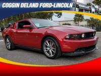 Pre-Owned 2012 Ford Mustang GT Premium Coupe in Jacksonville FL