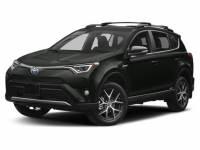 Used 2017 Toyota RAV4 Hybrid SE SUV All-wheel Drive for Sale in Riverhead, NY