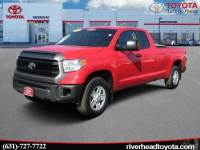 Used 2014 Toyota Tundra 4x4 Truck Double Cab 4x4 for Sale in Riverhead, NY