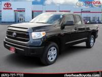 Used 2015 Toyota Tundra Truck Double Cab 4x4 for Sale in Riverhead, NY