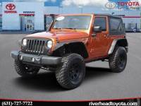Used 2011 Jeep Wrangler Sport SUV 4x4 for Sale in Riverhead, NY