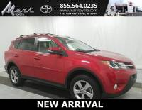 Certified Pre-Owned 2015 Toyota RAV4 XLE All Wheel Drive w/Bluetooth, Backup Camera, Mo SUV in Plover, WI