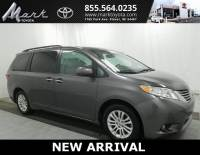 Used 2015 Toyota Sienna XLE w/Heated Leather Seats, Moonroof, Bluetooth & Minivan/Van in Plover, WI