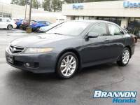 Pre-Owned 2006 Acura TSX 4dr Sdn AT 4dr Car