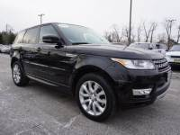 Pre-Owned 2014 Land Rover Range Rover Sport HSE With Navigation & 4WD