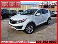 2016 Kia Sportage LX - Kia dealer in Amarillo TX – Used Kia dealership serving Dumas Lubbock Plainview Pampa TX