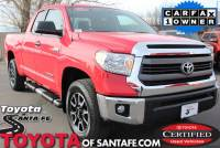 Certified Pre-Owned 2015 Toyota Tundra DLX 4WD