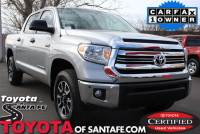 Certified Pre-Owned 2016 Toyota Tundra DLX With Navigation & 4WD