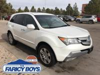 Pre-Owned 2008 Acura MDX Technology With Navigation & AWD
