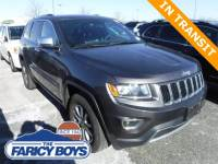 Certified Pre-Owned 2015 Jeep Grand Cherokee Limited 4WD