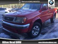 1999 Nissan Frontier 4WD SE * Clean Trade In * 4-Wheel Drive * Automatic Tr Truck King Cab 4x4