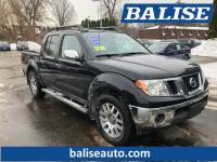 Used 2011 Nissan Frontier SL for sale in West Springfield, MA