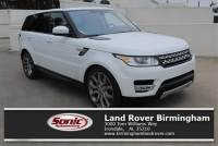Used 2017 Land Rover Range Rover Sport 3.0L V6 Supercharged HSE near Birmingham, AL