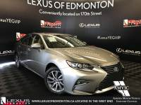 Pre-Owned 2017 Lexus ES 300h DEMO UNIT - TOURING PACKAGE Front Wheel Drive 4 Door Car