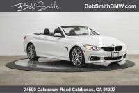 Certified Used 2015 BMW 4 Series 2dr Conv 428i RWD SULEV