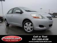 PRE-OWNED 2007 TOYOTA YARIS BASE FWD 4DR CAR