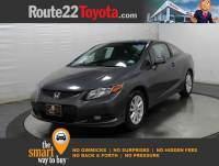 2012 Honda Civic EX Coupe Front-wheel Drive