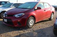 PRE-OWNED 2014 TOYOTA COROLLA LE ECO FWD SEDAN