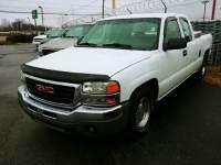 2004 GMC Sierra 1500 Work Truck Ext. Cab Short Bed 2WD