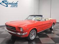 1965 Ford Mustang Convertible $32,995