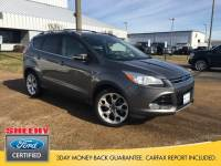 Certified 2014 Ford Escape Titanium SUV I-4 cyl in Richmond, VA