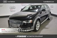 2014 Audi allroad Premium Plus Wagon in Bedford