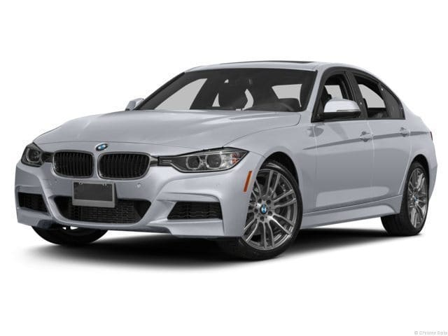 Photo Certified 2015 BMW 3 Series 335i xDrive for sale in MA