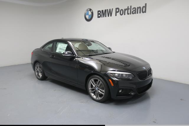 Photo Used 2018 BMW 230i xDrive Coupe in Portland