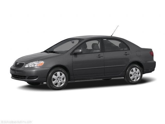 Photo Used 2006 Toyota Corolla S For Sale in Colma CA  Stock T6Z630574  San Francisco Bay Area
