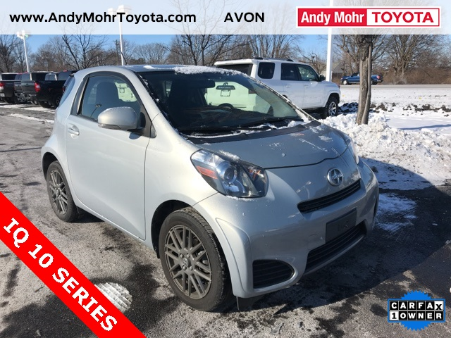 Photo Certified Pre-Owned 2014 Scion iQ 10 Series FWD 2D Hatchback