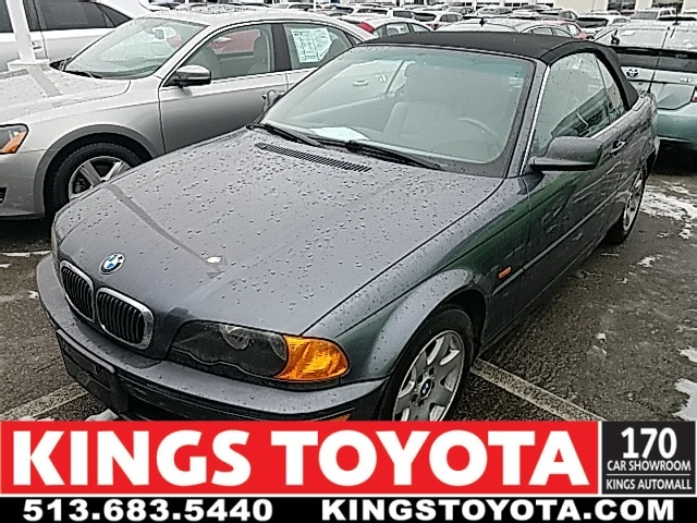 Photo Used 2000 BMW 3 Series 323Ci in Cincinnati, OH