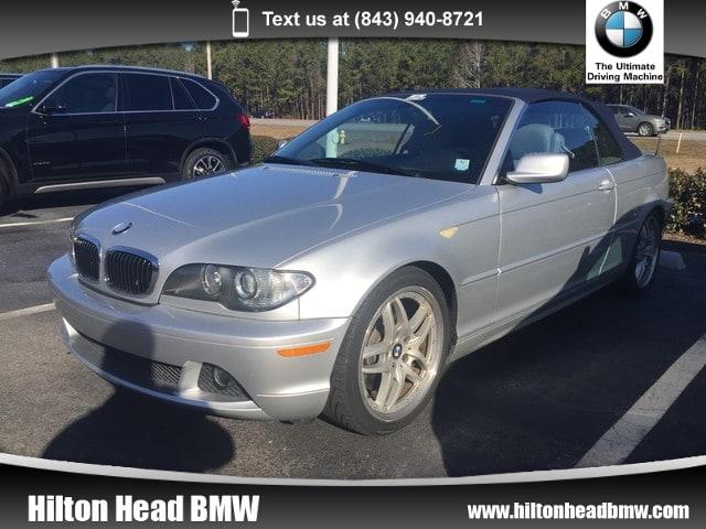 Photo 2004 BMW 3 Series 330Ci  Clean Trade In  Sport Pkg  Heated Seats Convertible Rear-wheel Drive