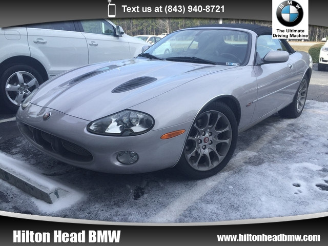 Photo 2002 Jaguar XK8 Convertible  Clean Trade In with only 42,000 Mile Convertible Rear-wheel Drive