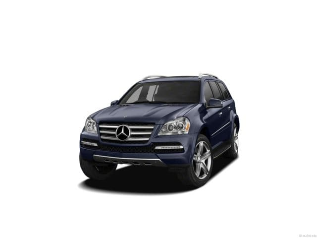 Photo Used 2012 Mercedes-Benz GL-Class GL 550 4MATIC in Houston
